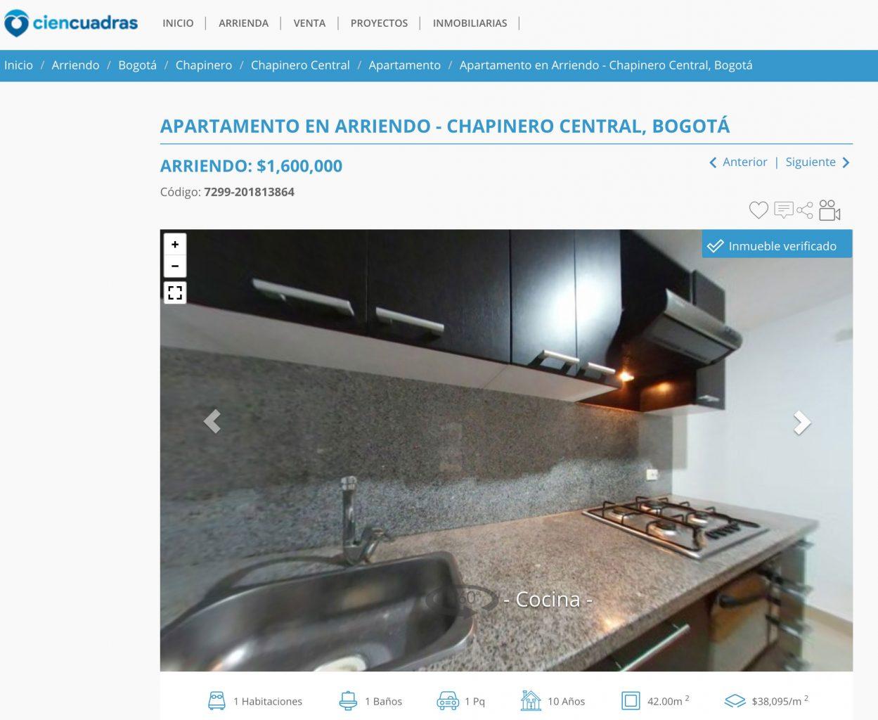 cocina en 360º