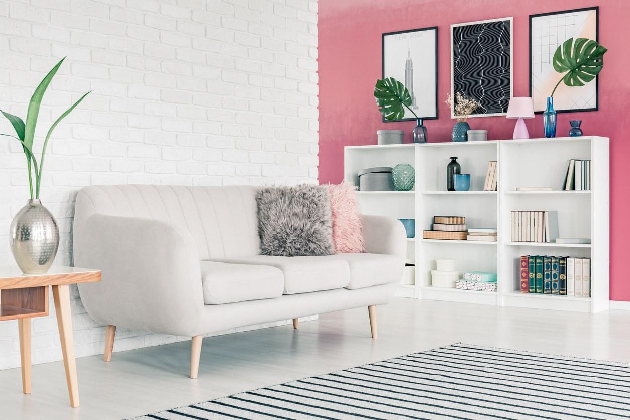 sala rosada