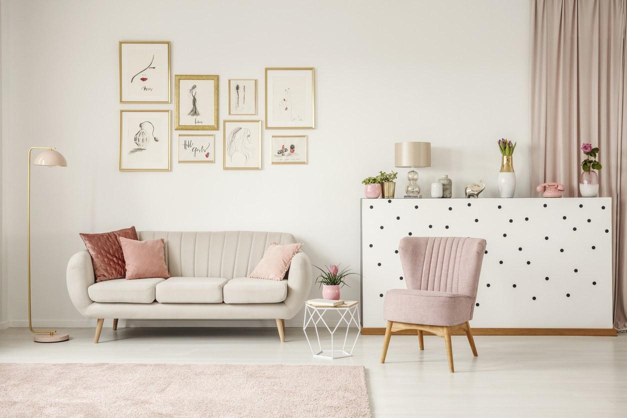 sala palo de rosa