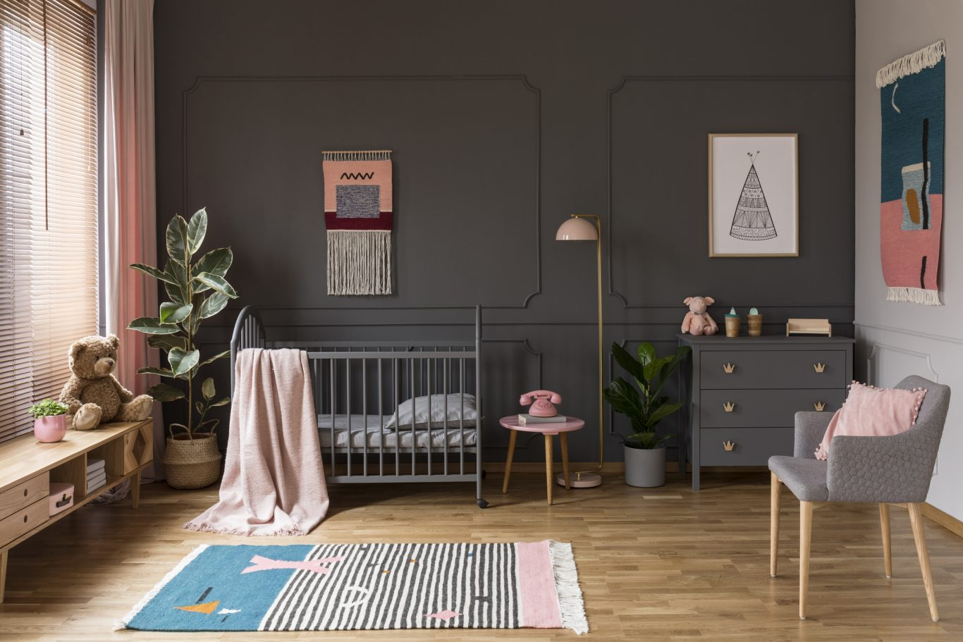 tendencias en decoracion infantil