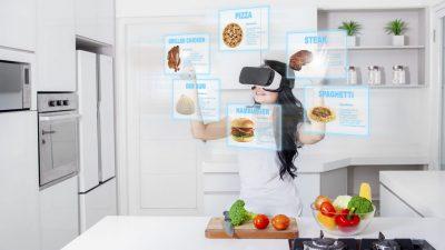 Cocina tecno