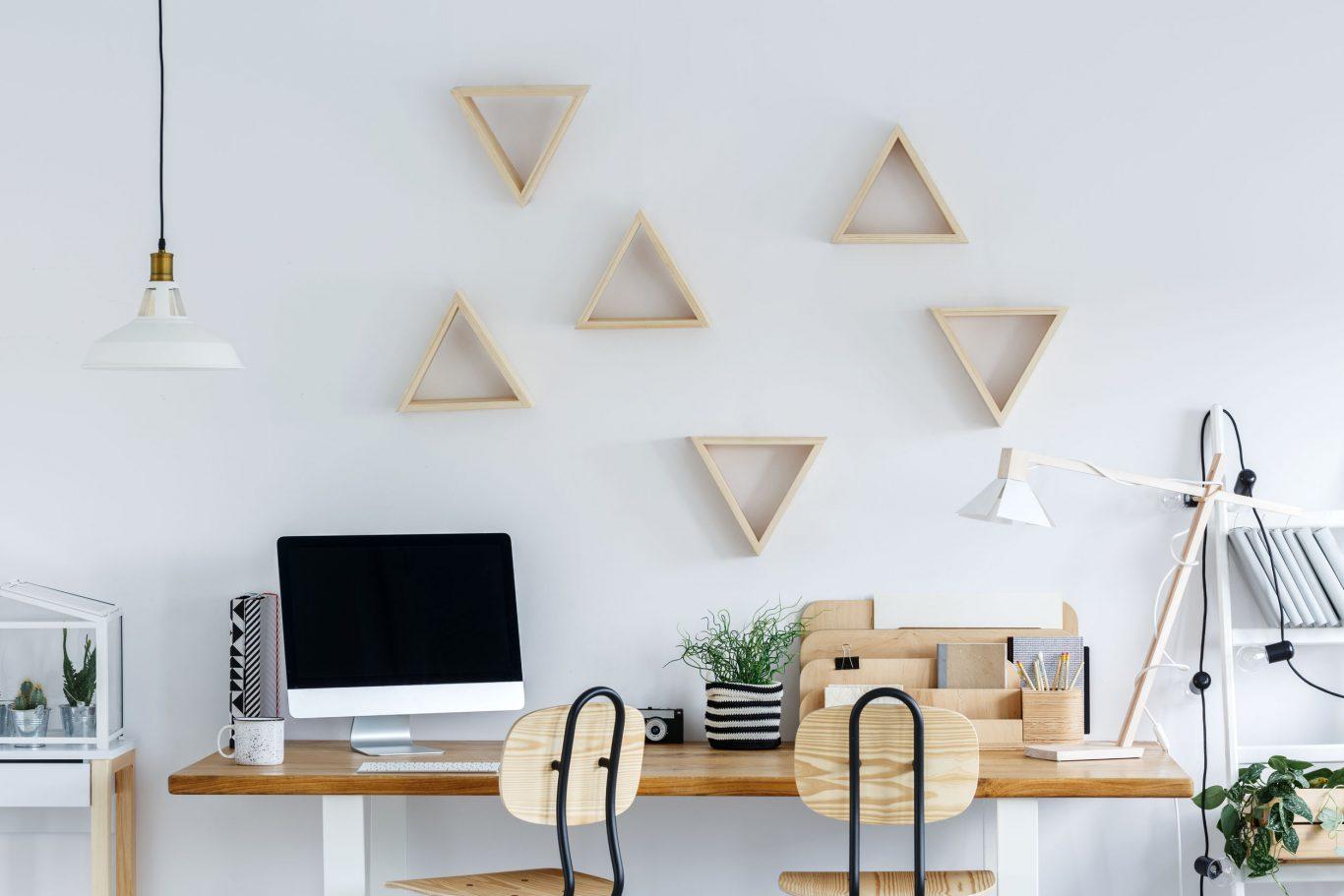 escritorio en casa