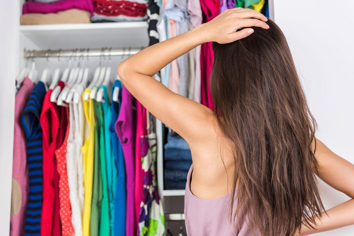 closet ropa orden