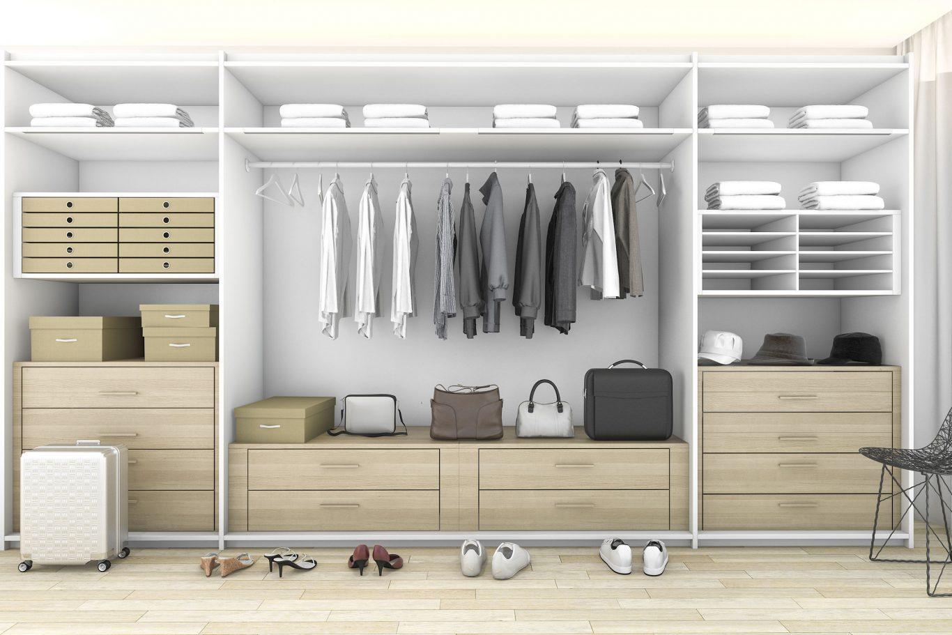 tips organizar closet