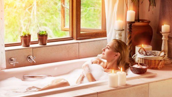 mujer spa