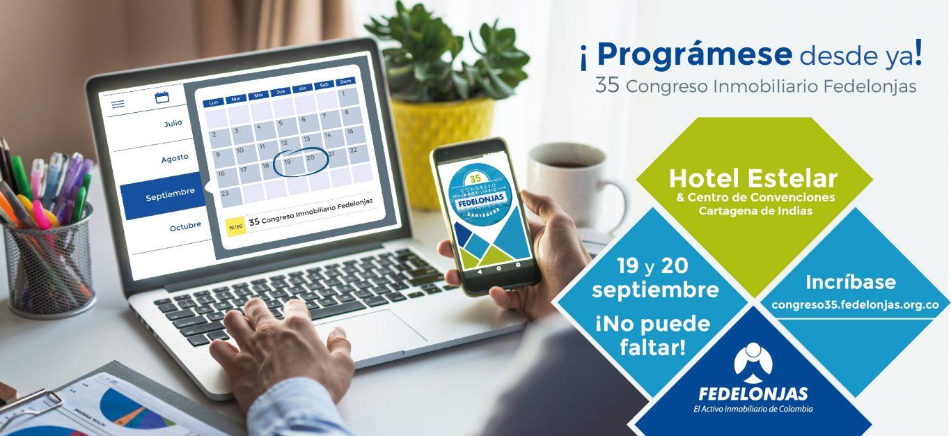 35 Congreso Nacional Inmobiliario Fedelonjas 2019