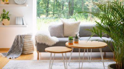 Las alfombras dan un toque acogedor para tu hogar