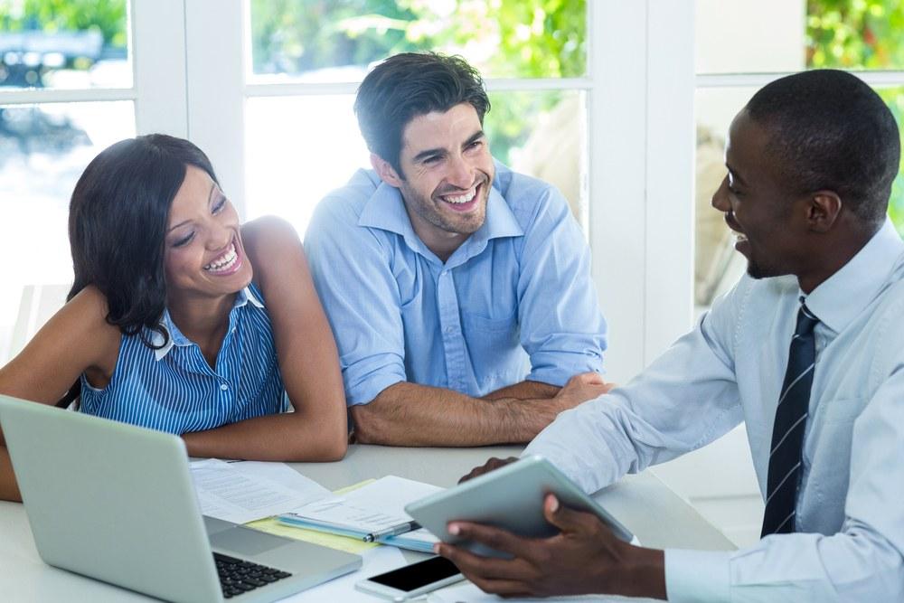 Un agente inmobiliario debe ser cordial
