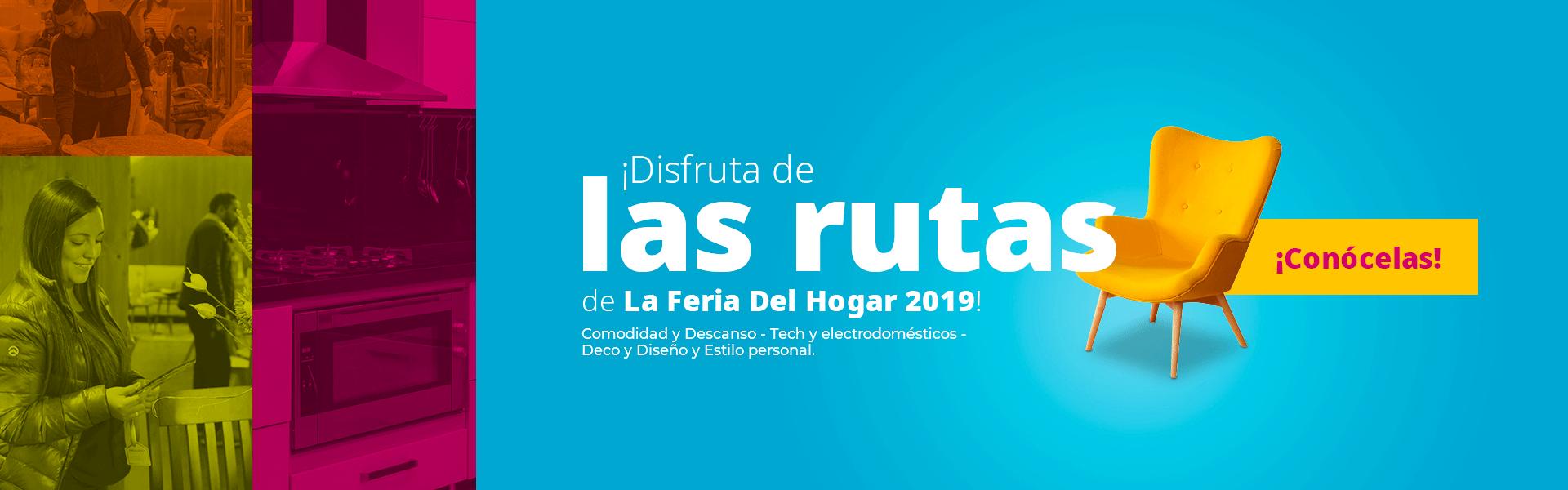 Feria del hogar 2019