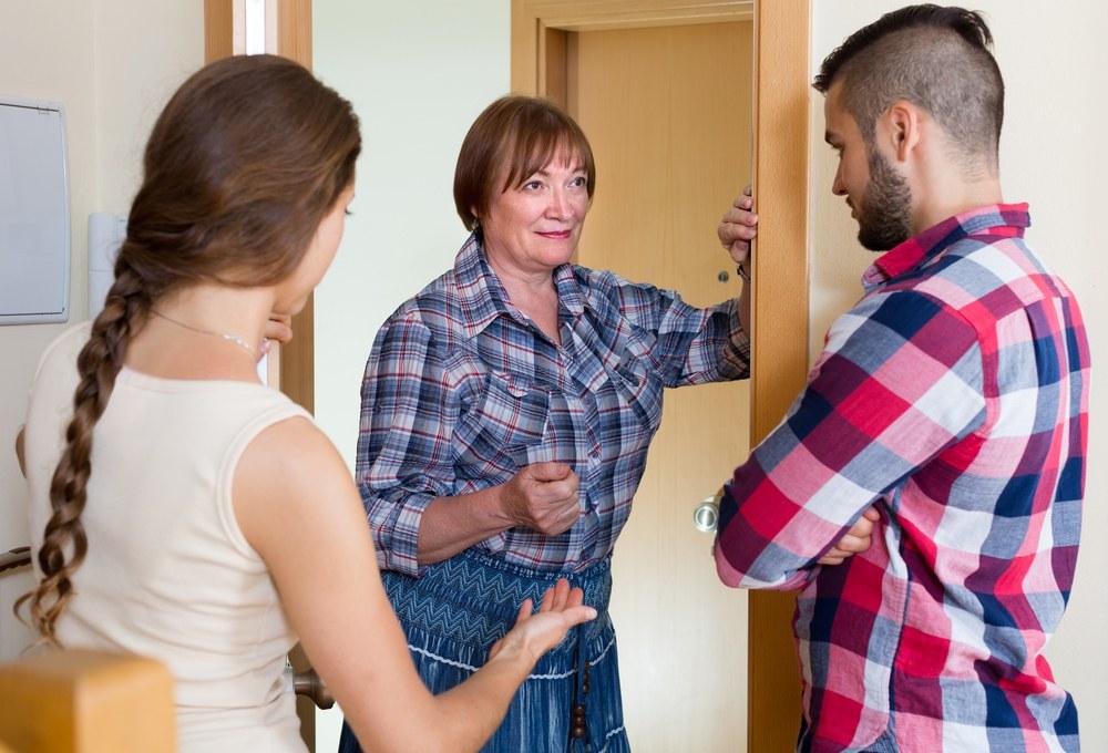 hablar con vecinos