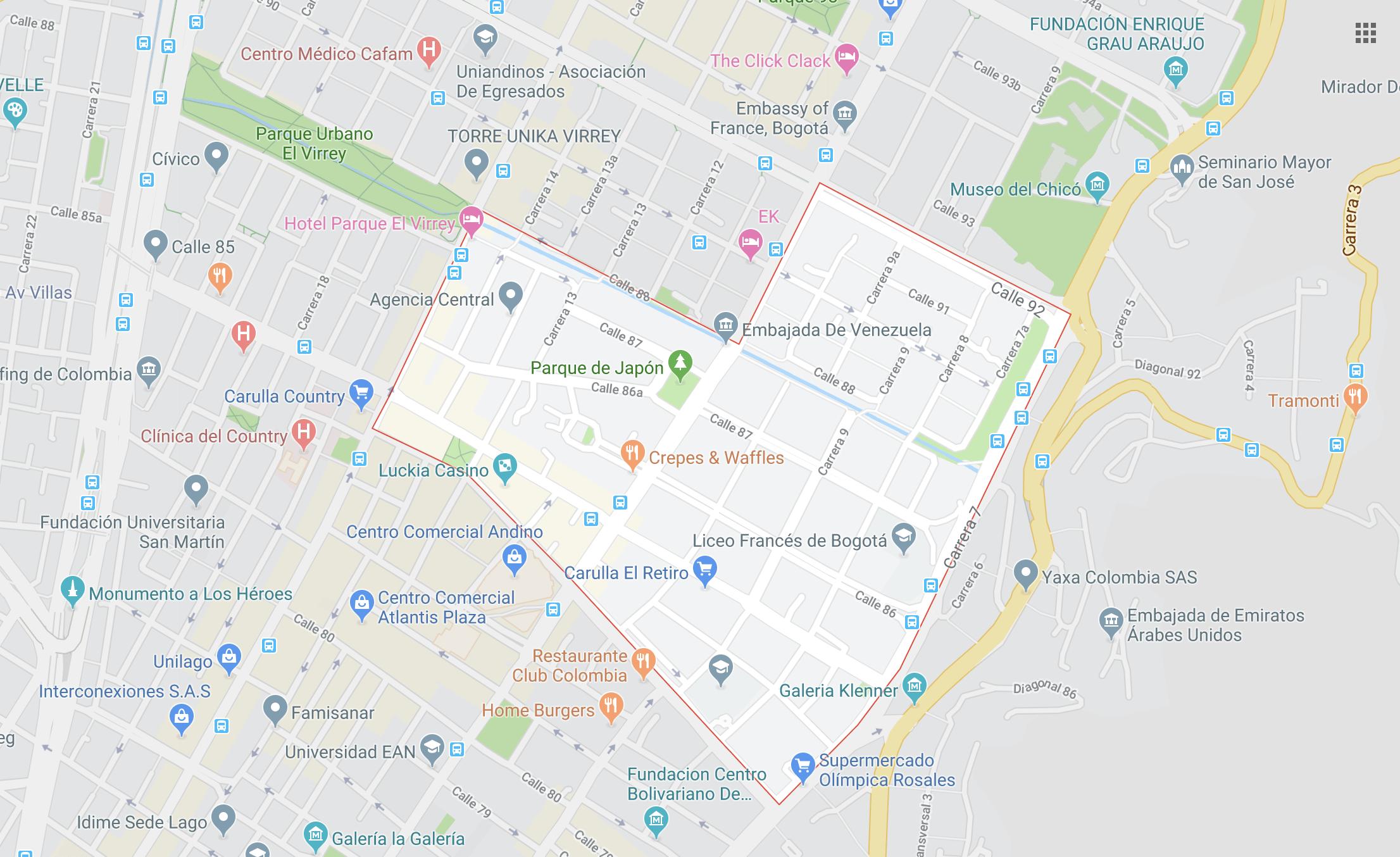 Barrio La Cabrera