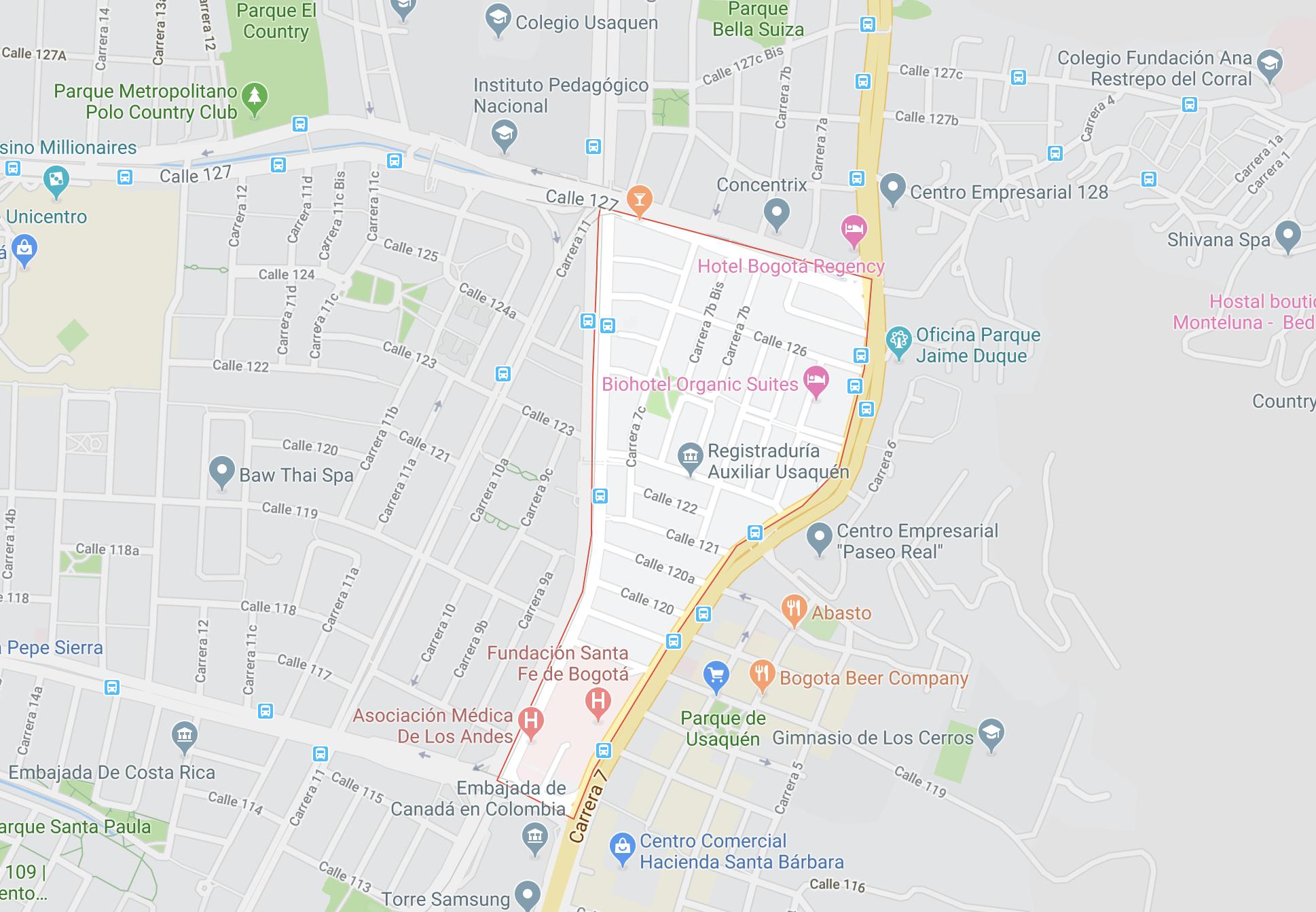 Barrio Santa Bárbara