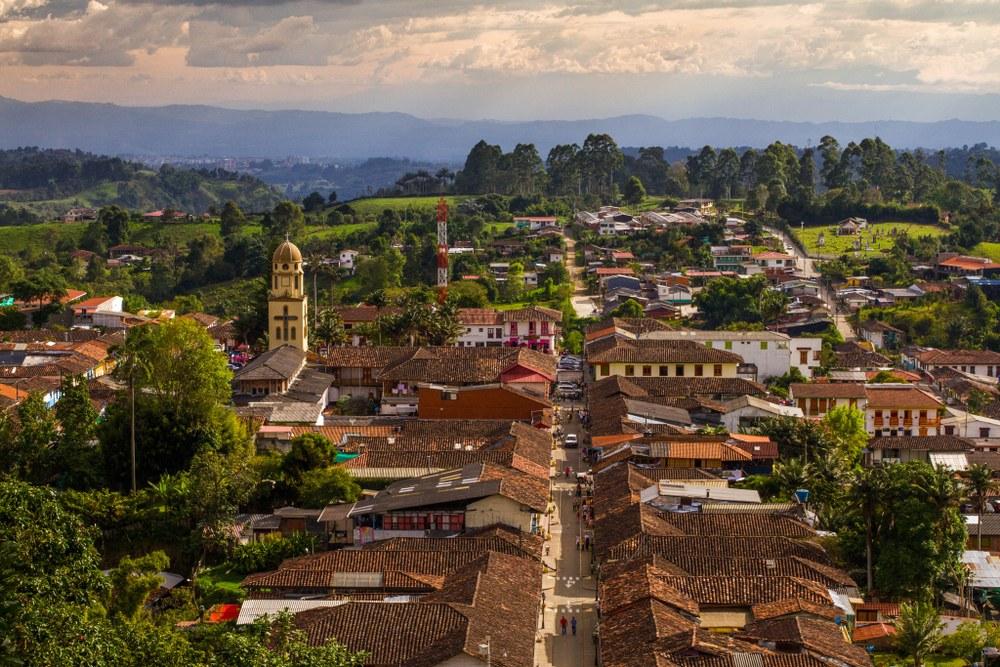 Salento Municipios Colombia