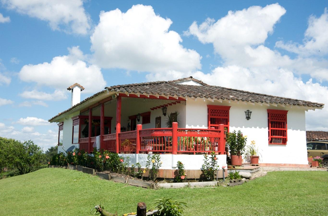 casa municipios de Colombia