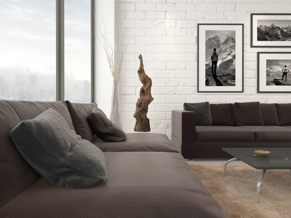 Mueble que tapa la luz natural
