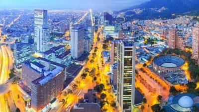 Panoramica Bogota Cambio de estrato