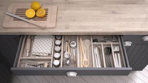 cocina organizada