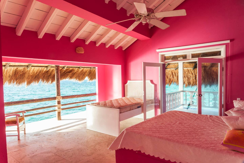 habitacion isla rosa