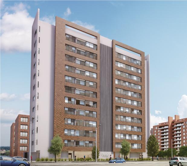 proyectos de vivienda moncalieri SOLERIUM