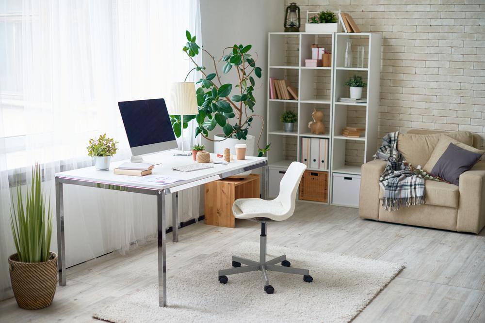 oficina en el apto
