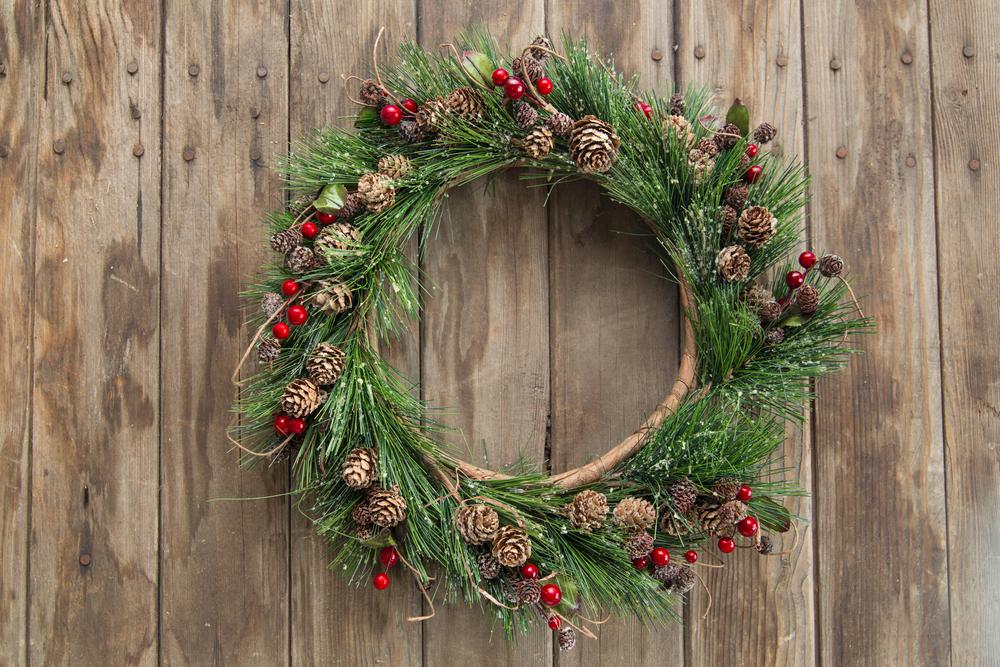 elementos decorativos para diciembre