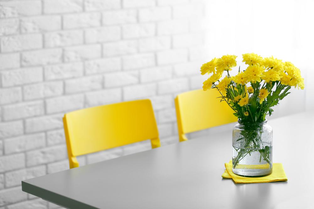 flores amarillas para energía positiva
