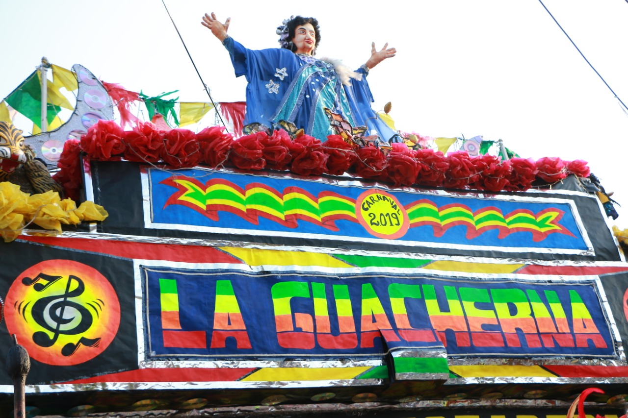 Casa ganadora Carnaval 2019
