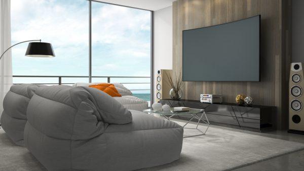 convertir tu hogar en sala de cine