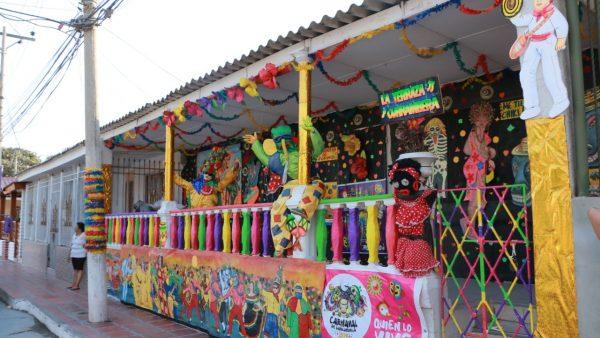 Fachadas ganadoras Carnaval de Barranquilla