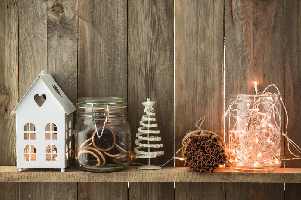 luces led Navidad ecologica
