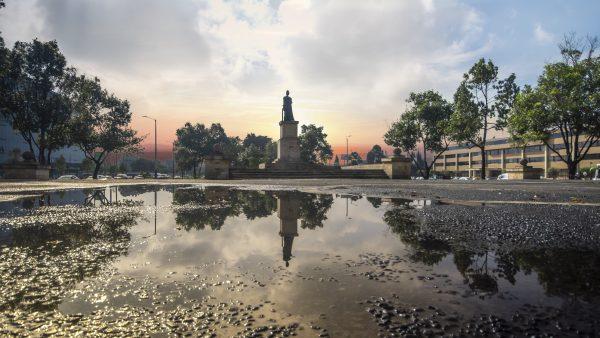 Humedad en Fontibón