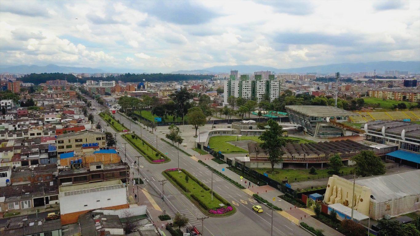 Barrio Castilla Bogotá