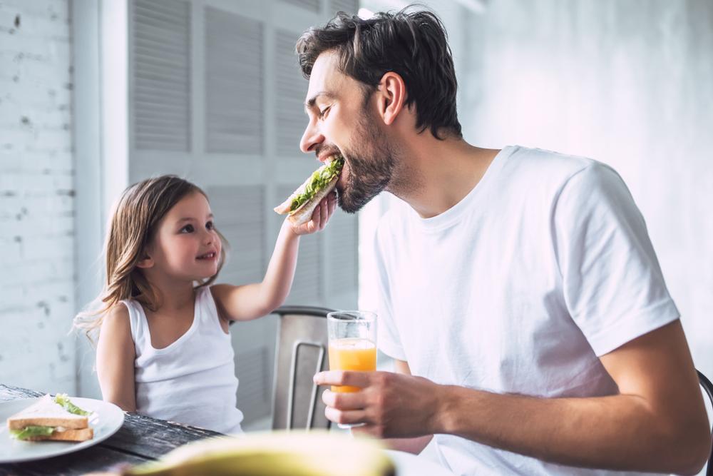 comer saludable beneficios del Home office