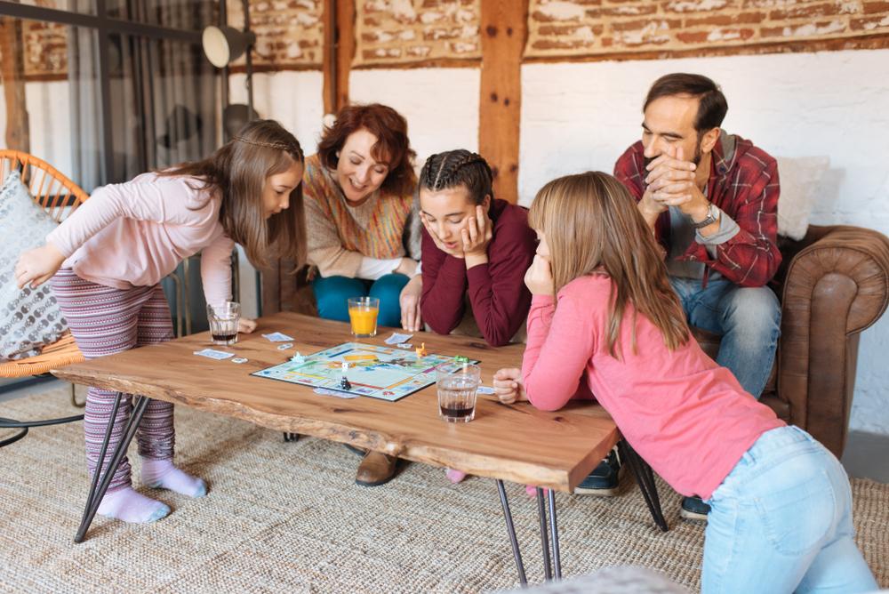 juegos de mesa actividades para hacer en casa
