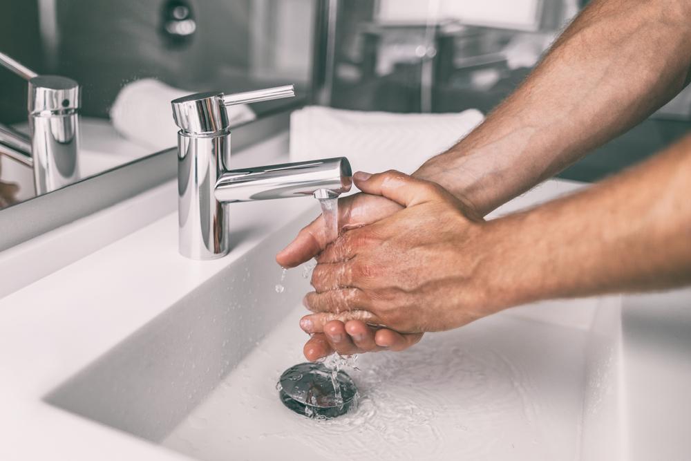 lavado de manos para prevenir el coronavirus