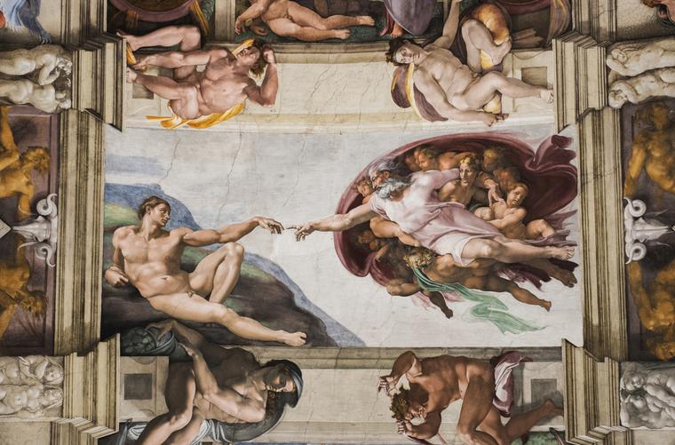 Capilla Sixtina museos virtuales vaticano