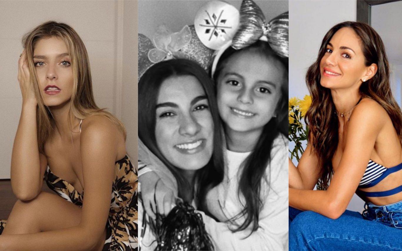 Laura Tobón, Andrea Serna, Emilia y Valerie Domínguez