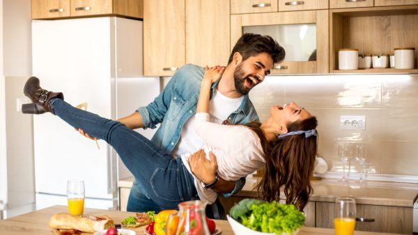 Planes en pareja en casa