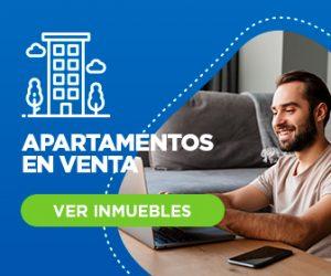 Banner Apartamentos en venta