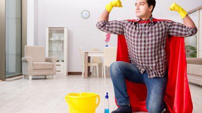 tips para limpiar la casa