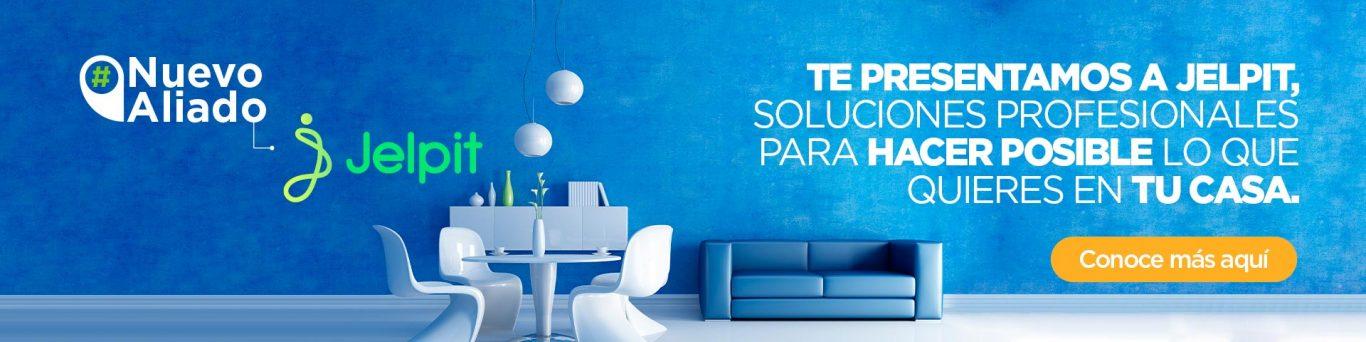 Somos solucionadores, amigos, ayudantes y facilitadores. Somos Jelpit y estamos ahí cuando nos necesites en tu casa, en tu empresa o en tu conjunto.