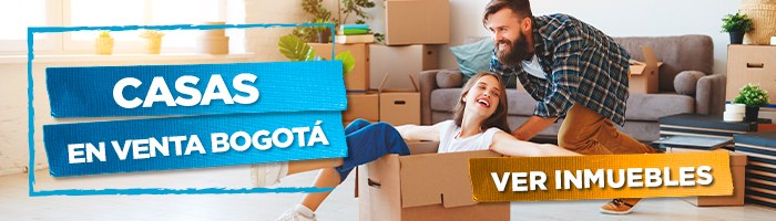 Casas en venta Bogotá - 700x200