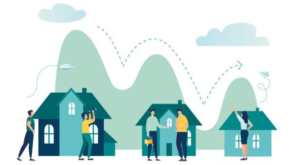 Marzo de 2021 rompió récord en ventas de vivienda en Colombia