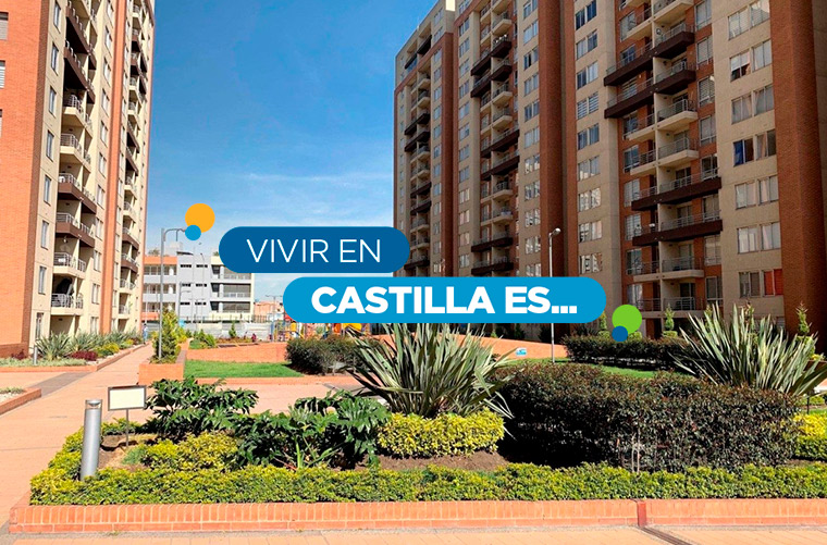 Conoce el barrio Castilla