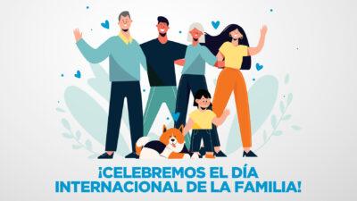 Día de la Familia y 5 ideas para transformar tu casa
