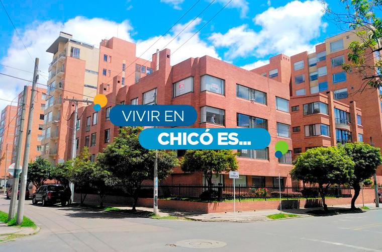 Conoce el barrio Chicó
