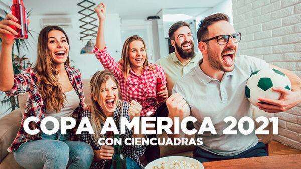 Consejos para disfrutar la Copa América 2021