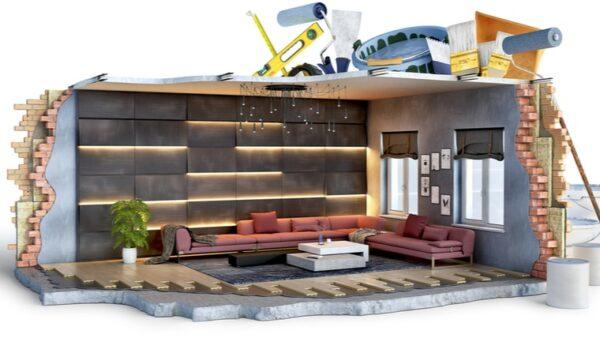 remodelar vivienda en obra gris o VIS